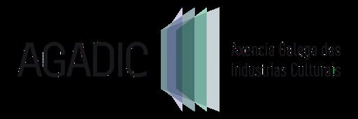 logotipo da axencia galega das industrias culturáis