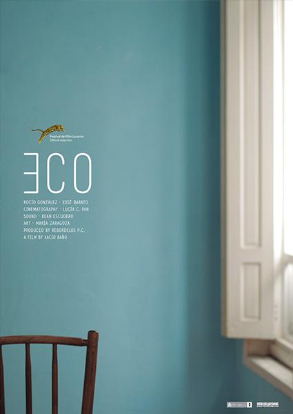 portada para el film Eco de la productora rebordelos