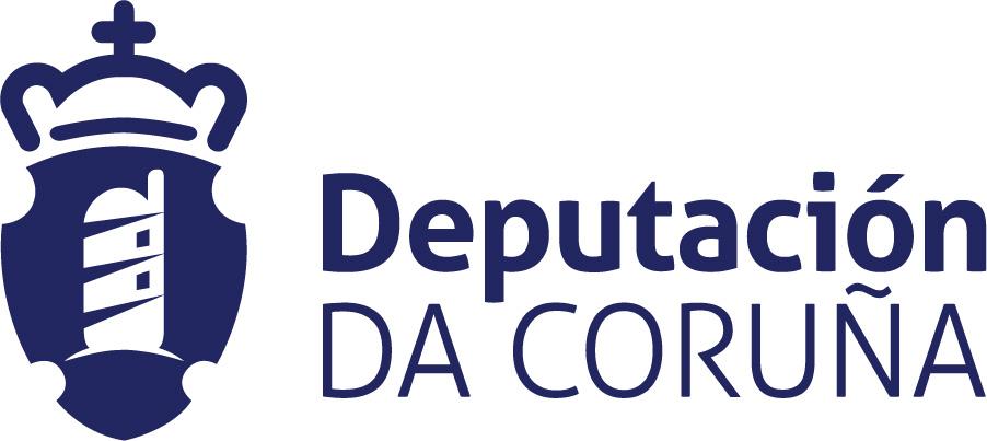 logo deputación da Coruña